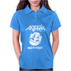 Anthrax Womens Polo