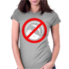 Anti Emo Womens Fitted T-Shirt
