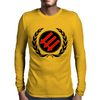 Anti Mens Long Sleeve T-Shirt