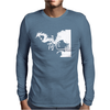Antontw Chinese Dragon Mens Long Sleeve T-Shirt