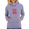 Any Real Racer Womens Hoodie