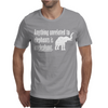 Anything Unrelated To Elephants Is Irrelephant Mens T-Shirt