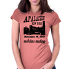 Apalachin Womens Fitted T-Shirt
