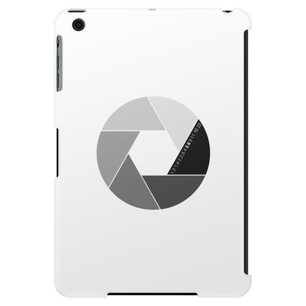 Aperture bw Tablet (vertical)