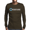 Aperture Laboratories Mens Long Sleeve T-Shirt