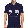 Apostrophe Catastrophe Mens Polo