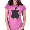 Äpple Womens Fitted T-Shirt