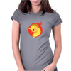 applejack Womens Fitted T-Shirt