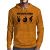 Approved Poses if you want to be a Memer Mens Hoodie