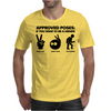 Approved Poses if you want to be a Memer Mens T-Shirt