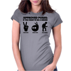 Approved Poses if you want to be a Memer Womens Fitted T-Shirt