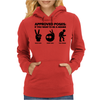 Approved Poses if you want to be a Memer Womens Hoodie