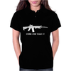 AR-15 Come And Take It Womens Polo