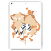 Arcanine cutout (Pokemon) Tablet (vertical)