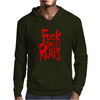 Arch Enemy Fuck The Rules Mens Hoodie