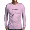 Are you childish? Mens Long Sleeve T-Shirt