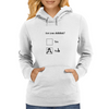 Are you childish? Womens Hoodie