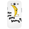 Are you going bananas ? Phone Case