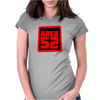 area 52 Womens Fitted T-Shirt