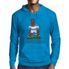 Argentina Rugby 2nd Row Forward World Cup Mens Hoodie