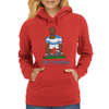 Argentina Rugby 2nd Row Forward World Cup Womens Hoodie