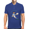 Argentina Rugby Back World Cup Mens Polo