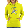 Argentina Rugby Back World Cup Womens Hoodie
