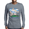 Argentina Rugby Forward World Cup Mens Long Sleeve T-Shirt