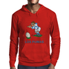 Argentina Rugby Kicker World Cup Mens Hoodie