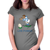 Argentina Rugby Kicker World Cup Womens Fitted T-Shirt