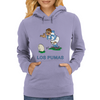 Argentina Rugby Kicker World Cup Womens Hoodie