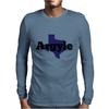 Argyle Texas. Mens Long Sleeve T-Shirt