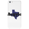 Argyle Texas. Phone Case