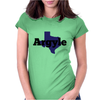 Argyle Texas. Womens Fitted T-Shirt
