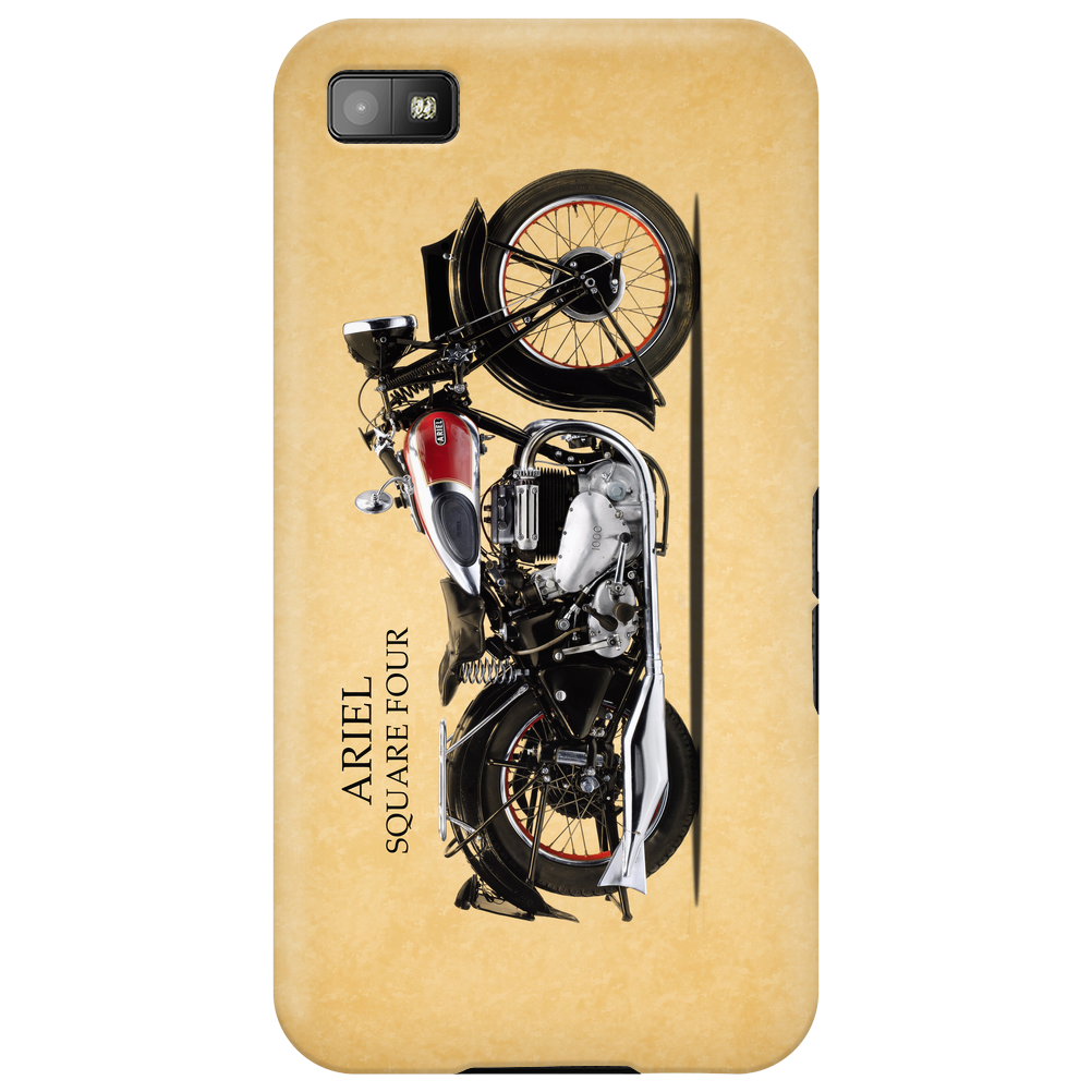 Ariel Square Four 1938 Phone Case