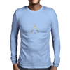 Aries Girl Mens Long Sleeve T-Shirt