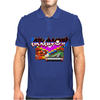 Arkanoid Retro Game, Ideal Gift or Birthday Present. Mens Polo