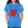 ARKANSAS Womens Polo