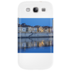 Arles France french city river Rhône blue hour evening Phone Case