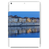 Arles France french city river Rhône blue hour evening Tablet