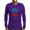 Armadillo Machine Mens Long Sleeve T-Shirt
