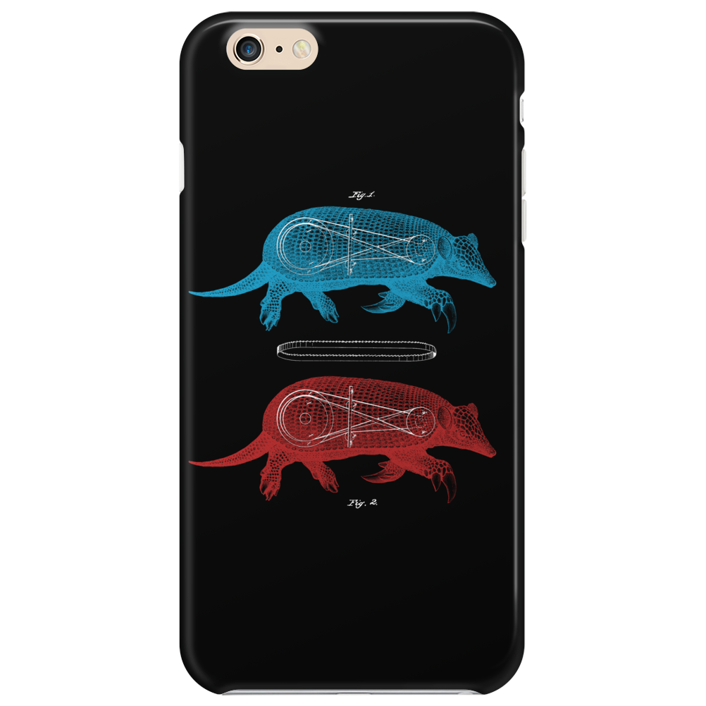 Armadillo Machine Phone Case