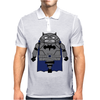 Armored Batman Mens Polo