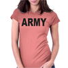 ARMY - CLASSIC Womens Fitted T-Shirt