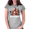 Army of Darkness Womens Fitted T-Shirt