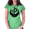 Army Sword Womens Fitted T-Shirt