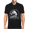 Arrow To The Knee Mens Polo