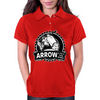 Arrow To The Knee Womens Polo