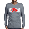 Arrowhead Nation Mens Long Sleeve T-Shirt