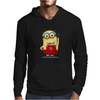 ARSENAL MINIONS Movie Despicable Me Football Funny Cool Mens Hoodie
